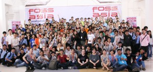 FOSSASIA_2014,_Group_Photo