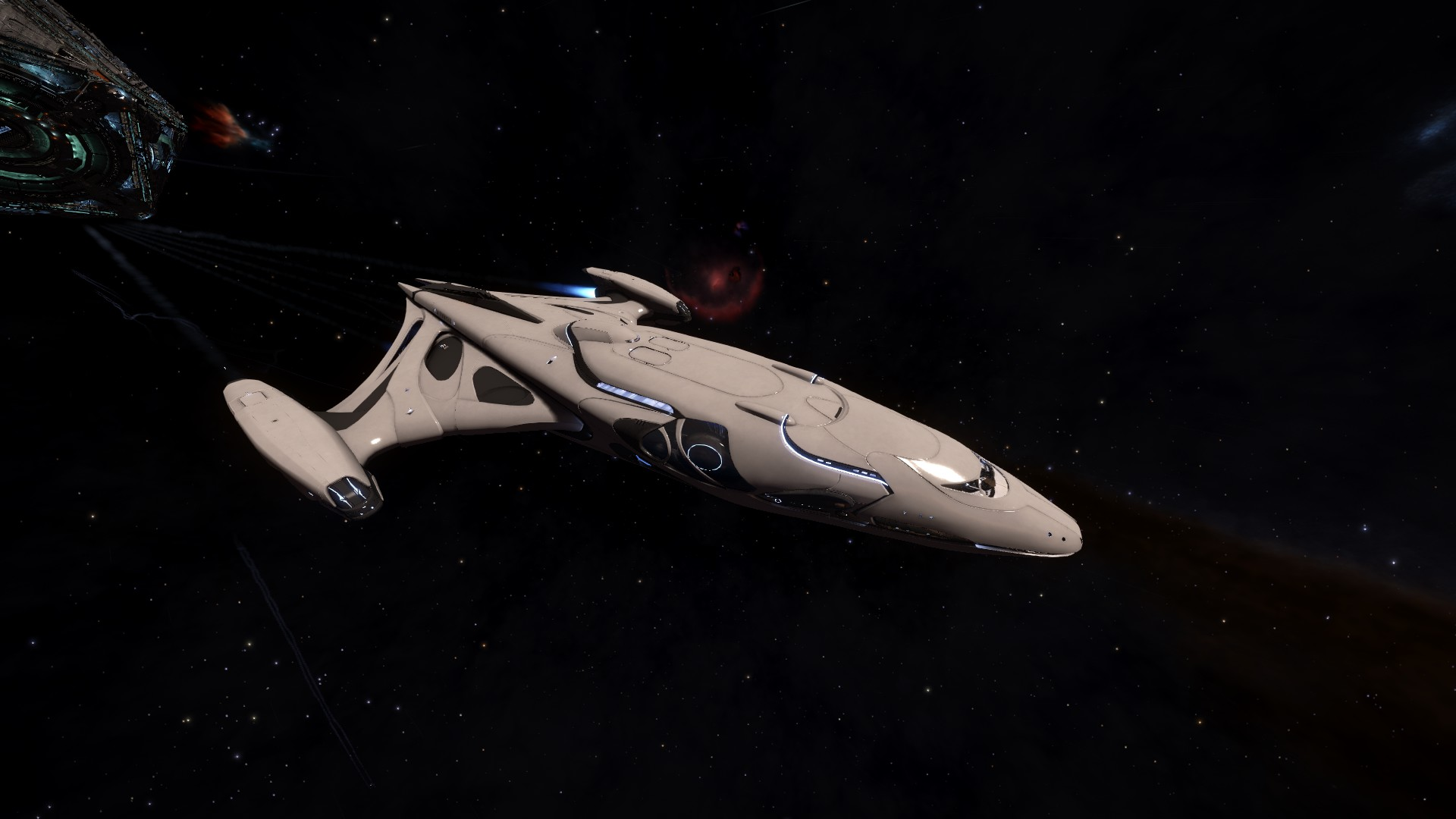 [ Elite: Dangerous ] Finally I joined the Imperial Cutter Club